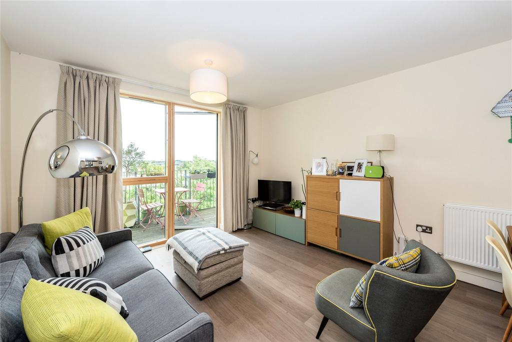2 Bedrooms Flat for sale in Bollo Lane, Chiswick, London