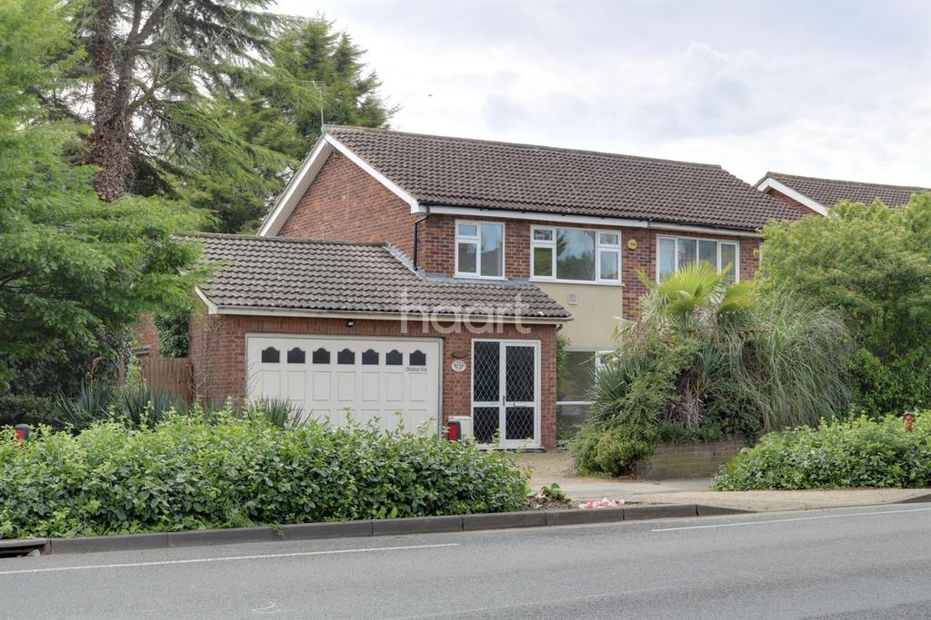 3 Bedrooms Semi Detached House for sale in Norwich Road, Ipswich