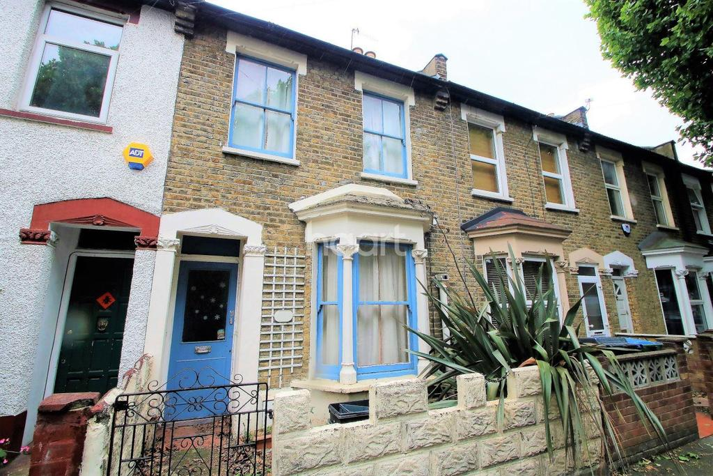 2 Bedrooms Terraced House for sale in Huddlestone Road, London, E7