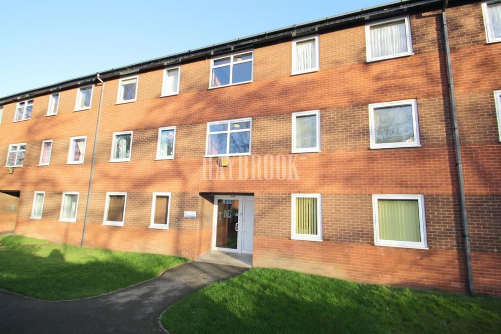 2 Bedrooms Flat for sale in High Hazels Close, Handsworth, S9