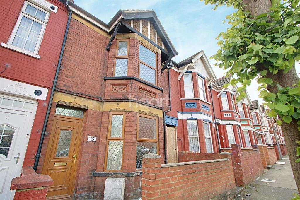 3 Bedrooms Terraced House for sale in Luton