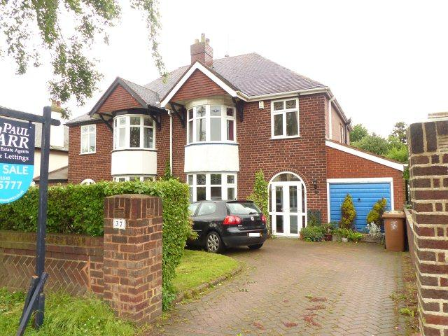 3 Bedrooms Semi Detached House for sale in Chester Road,Brownhills,Walsall