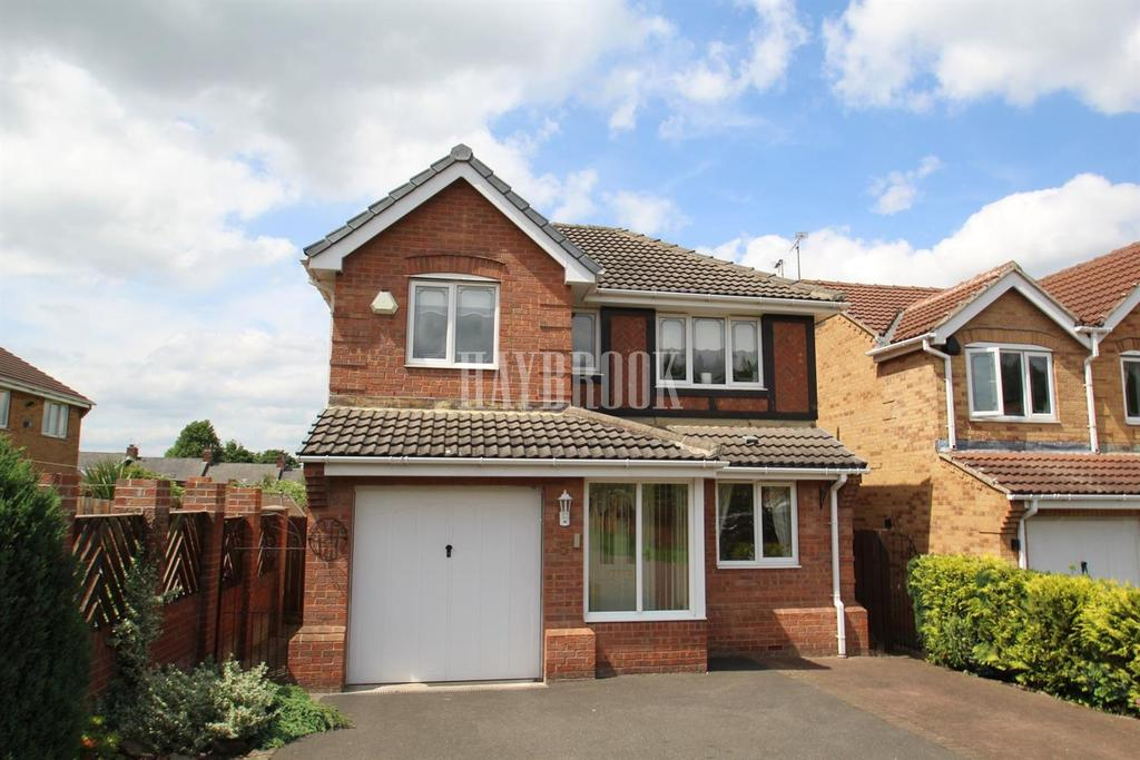 4 Bedrooms Detached House for sale in Chandler Grove, Rotherham