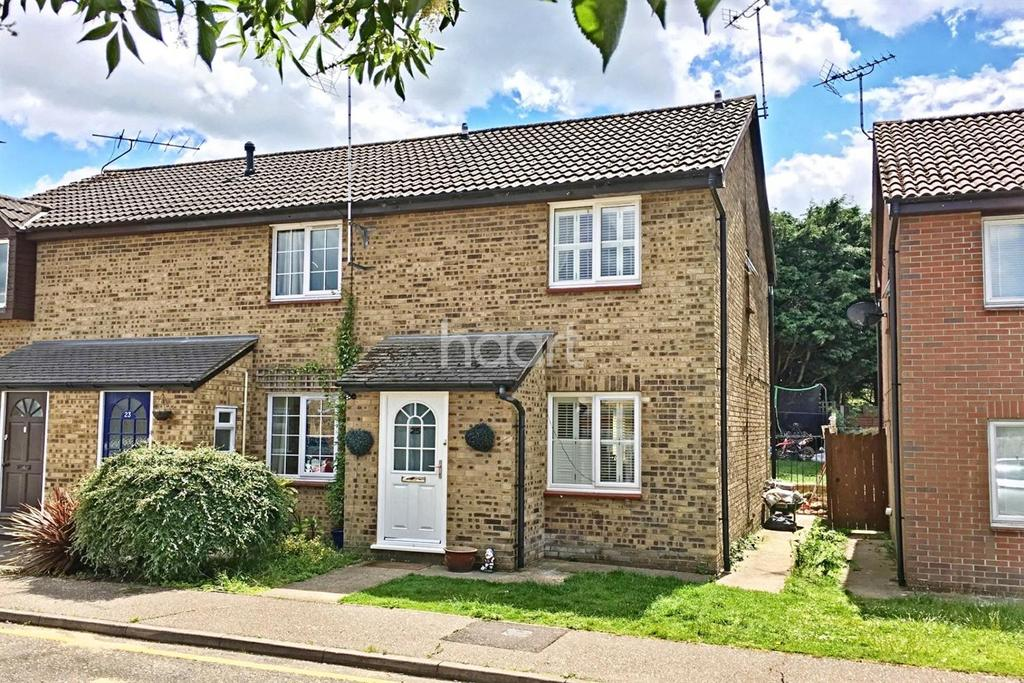 2 Bedrooms End Of Terrace House for sale in Nash Close, Lawford, Manningtree