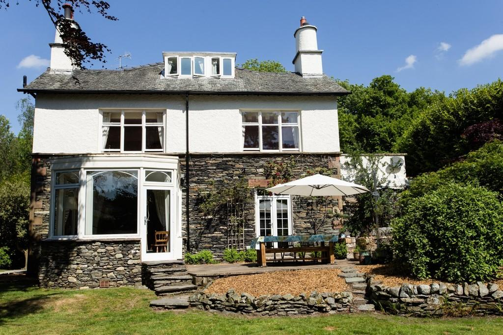 5 Bedrooms Detached House for sale in Ashdown House, Lake Road, Windermere, Cumbria, LA23 2DB