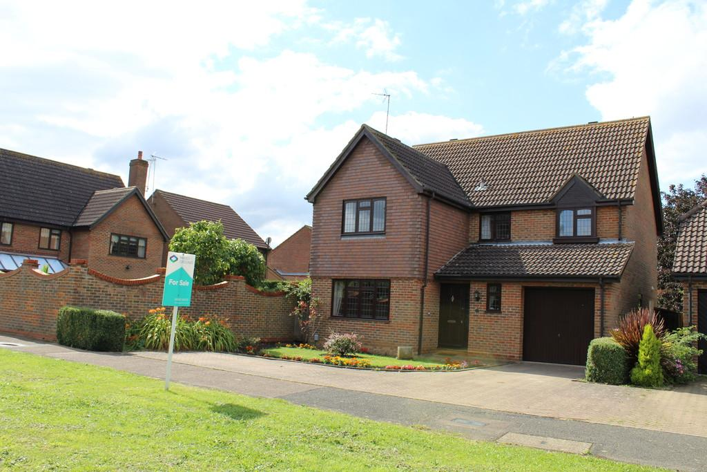 4 Bedrooms Detached House for sale in Sparrowgate Road, Wisbech
