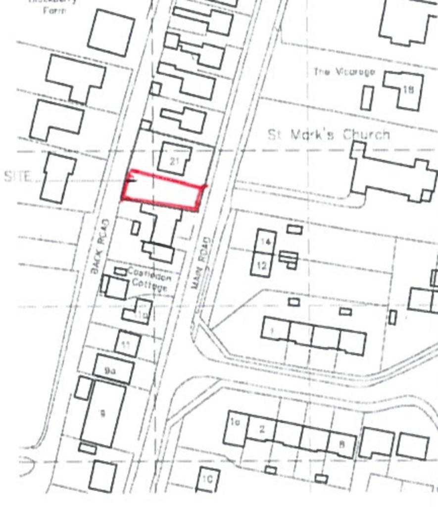 Land Commercial for sale in Main Road, Friday Bridge