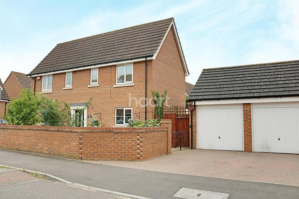 4 Bedrooms Detached House for sale in Stevensons Road, Longstanton