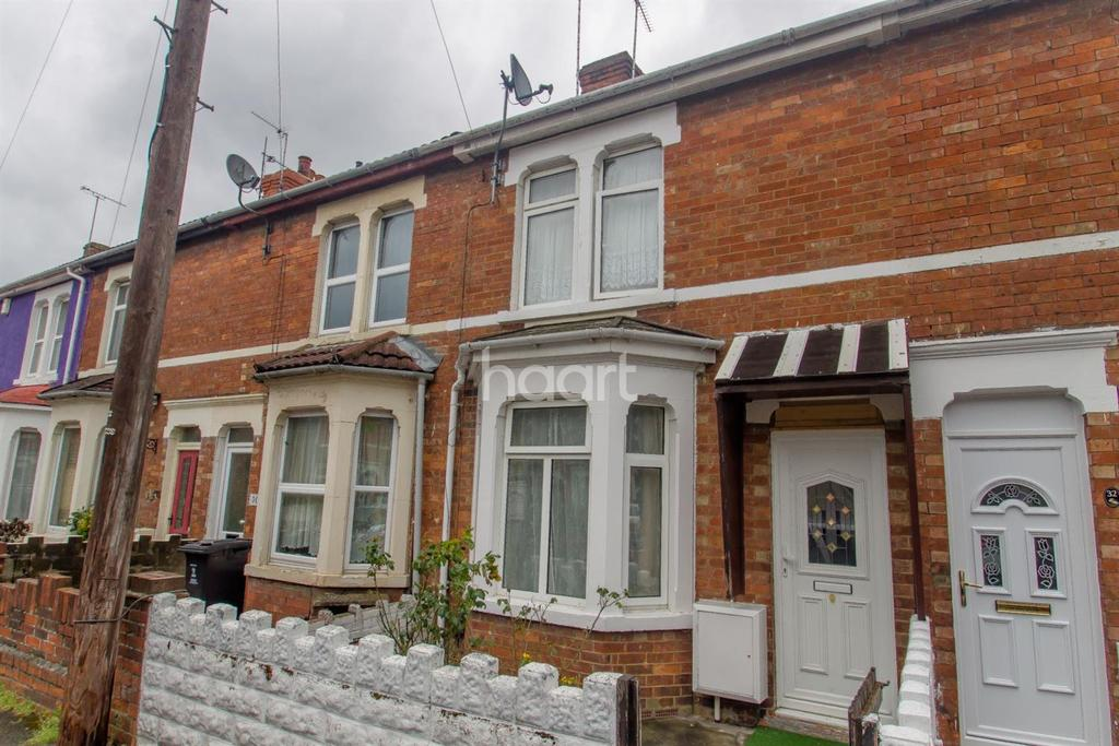 2 Bedrooms Terraced House for sale in Graham Street, Swindon, Wiltshire
