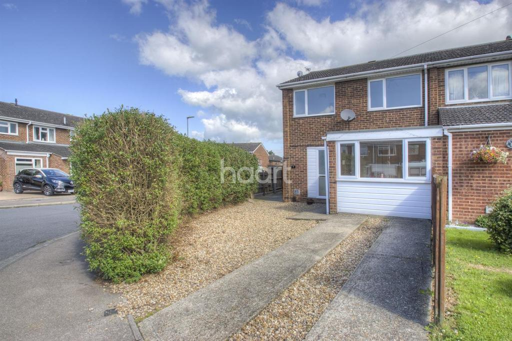 3 Bedrooms End Of Terrace House for sale in Windsor Close, Eynesbury