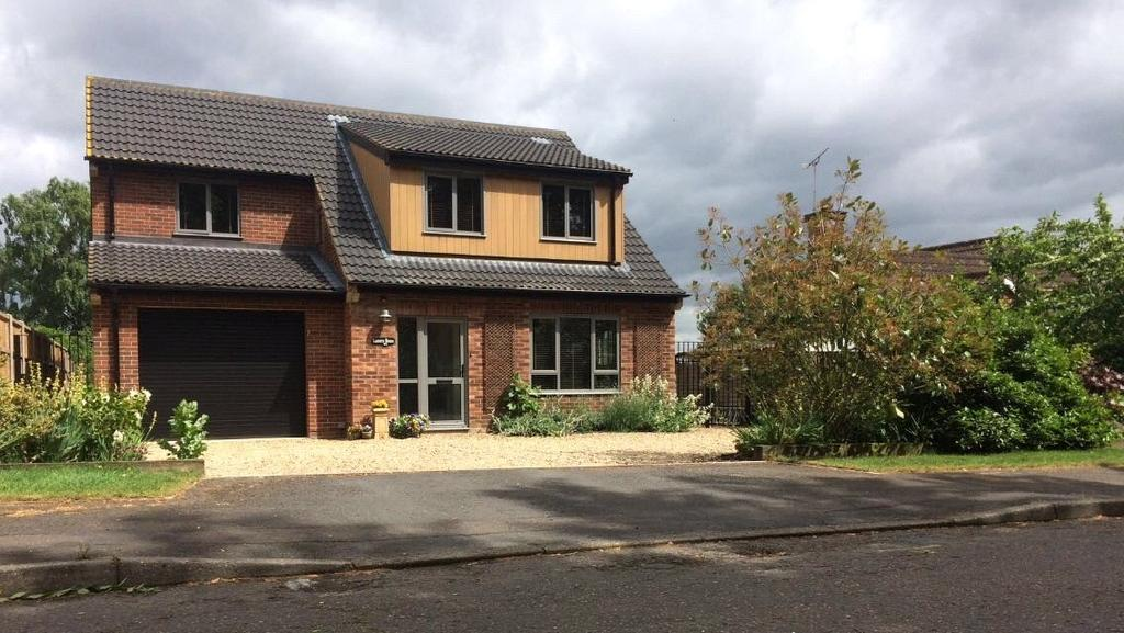 4 Bedrooms Detached House for sale in Hilly Plantation, Thorpe St Andrew, Norwich, Norfolk, NR7