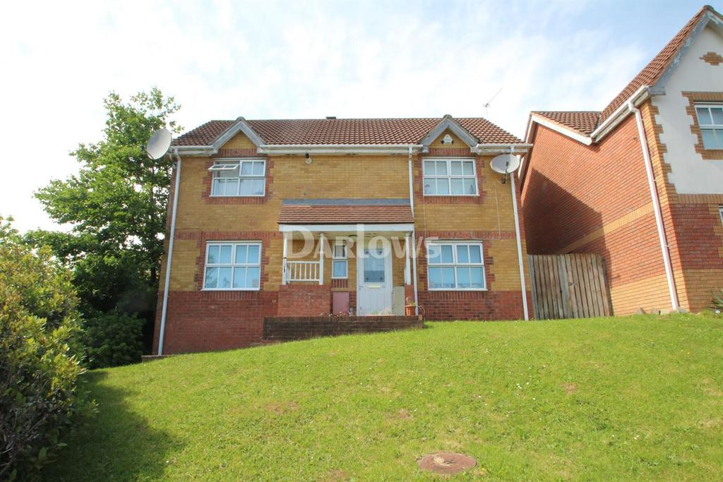 4 Bedrooms Detached House for sale in Dartington Drive, Pontprennau, Cardiff