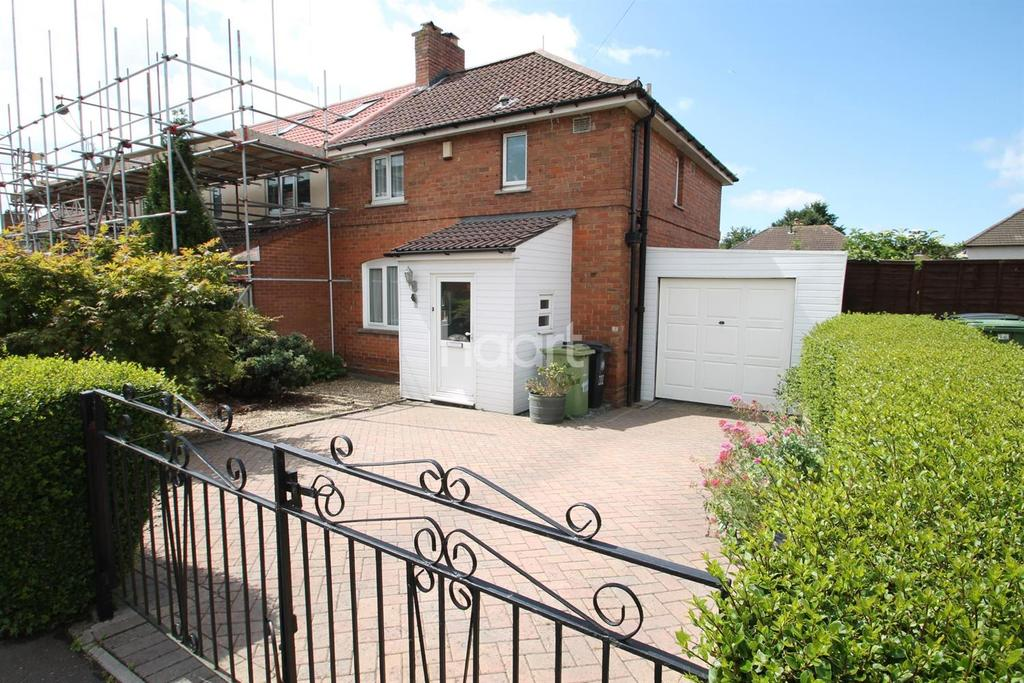 3 Bedrooms Semi Detached House for sale in Penpark Road