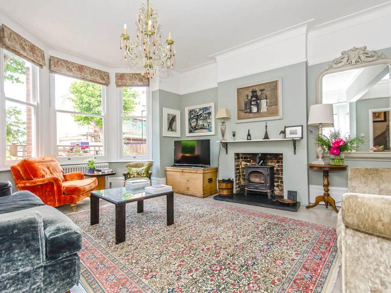 4 Bedrooms Terraced House for sale in Fortis Green Avenue, N2