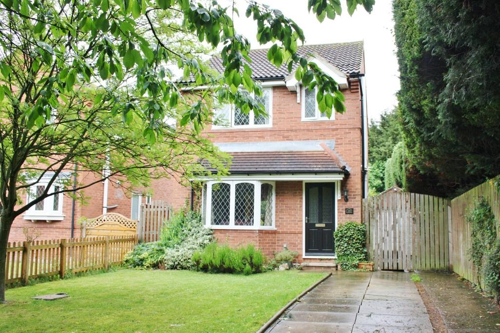 3 Bedrooms Detached House for sale in Skelldale Close, Ripon