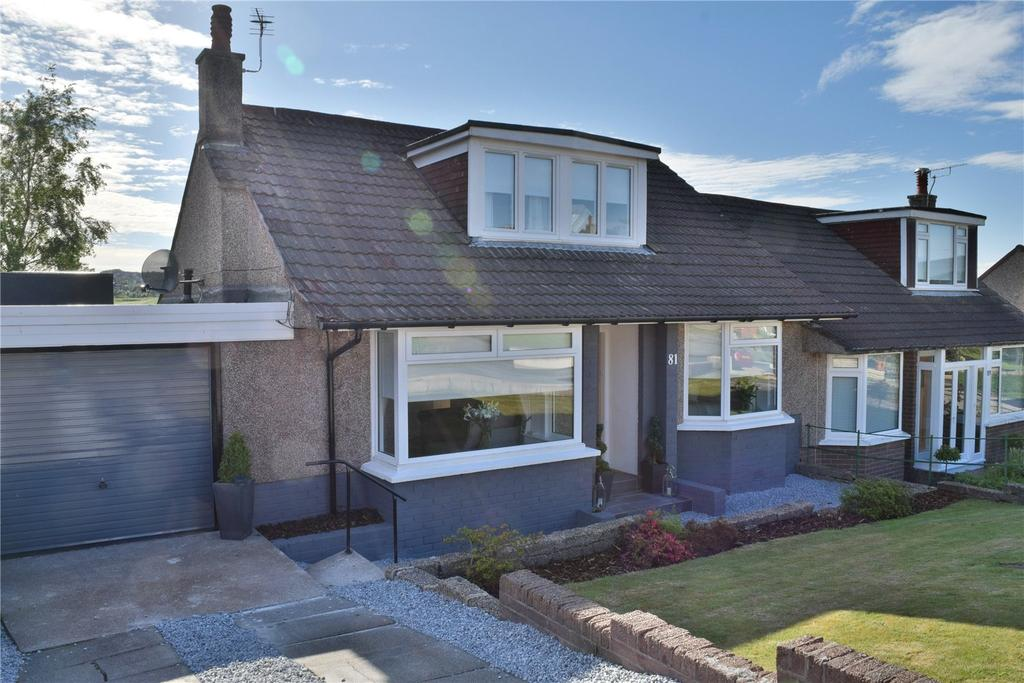 3 Bedrooms Semi Detached House for sale in Drumlin Drive, Milngavie, Glasgow