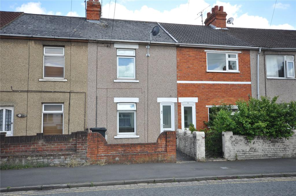 2 Bedrooms Terraced House for sale in St. Marys Grove, Swindon, Wiltshire, SN2
