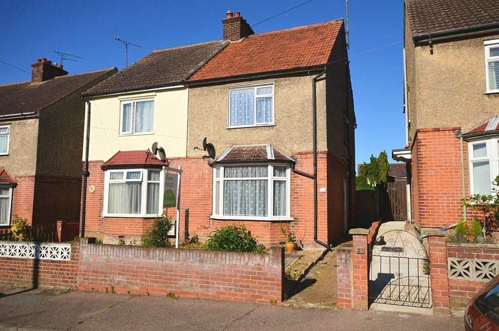 2 Bedrooms Semi Detached House for sale in Lime Avenue, Dovercourt