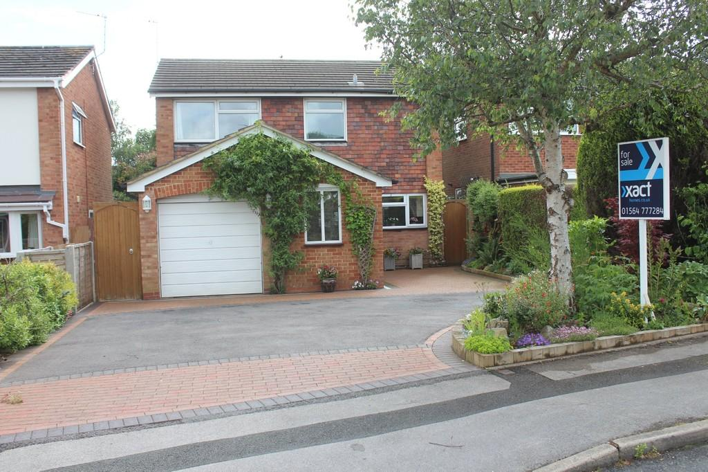 4 Bedrooms Detached House for sale in Woodrow Crescent, Knowle