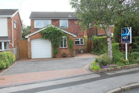 4 bedroom detached house for sale - Woodrow Crescent, Knowle