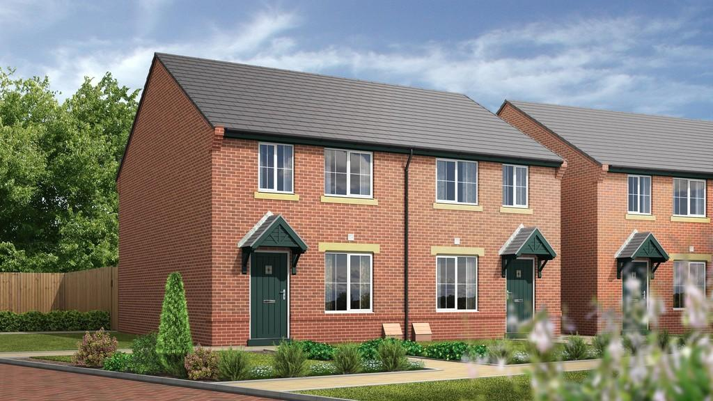 3 Bedrooms Mews House for sale in Churton Green , Fardon , Chester