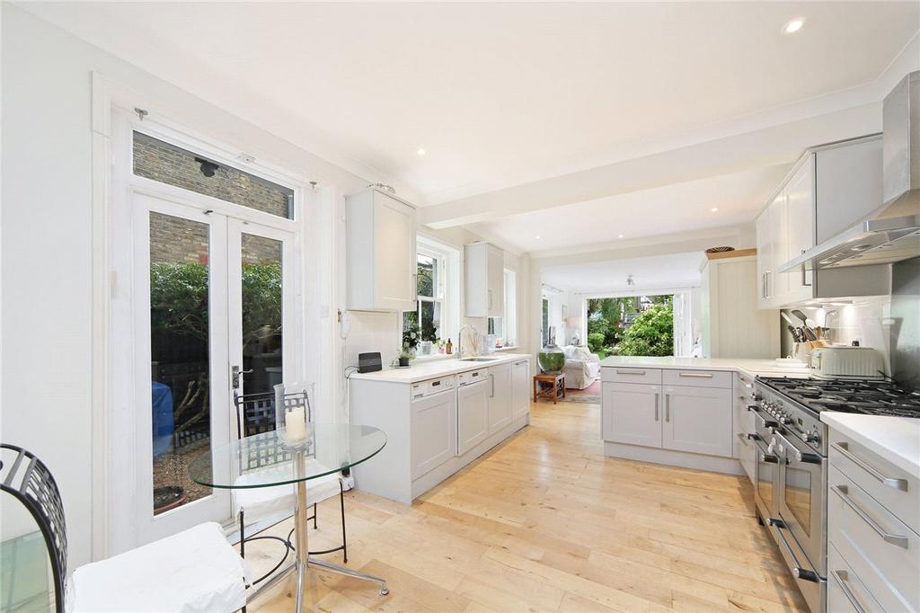 5 Bedrooms Detached House for sale in Inglethorpe Street, London, SW6