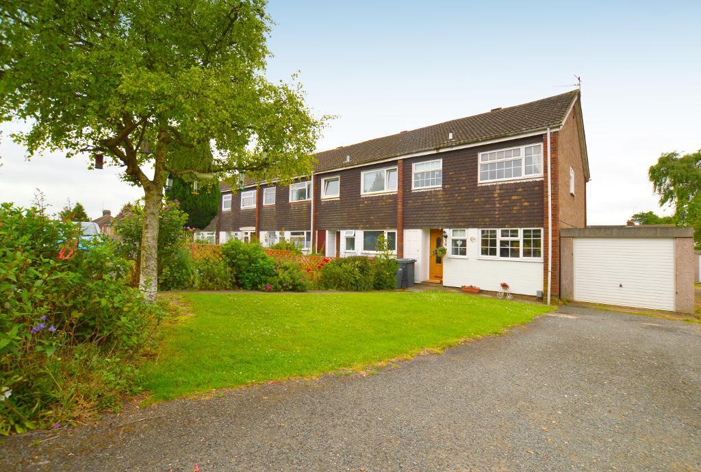 3 Bedrooms End Of Terrace House for sale in Woodbridge Close, Luton, LU4 9DB