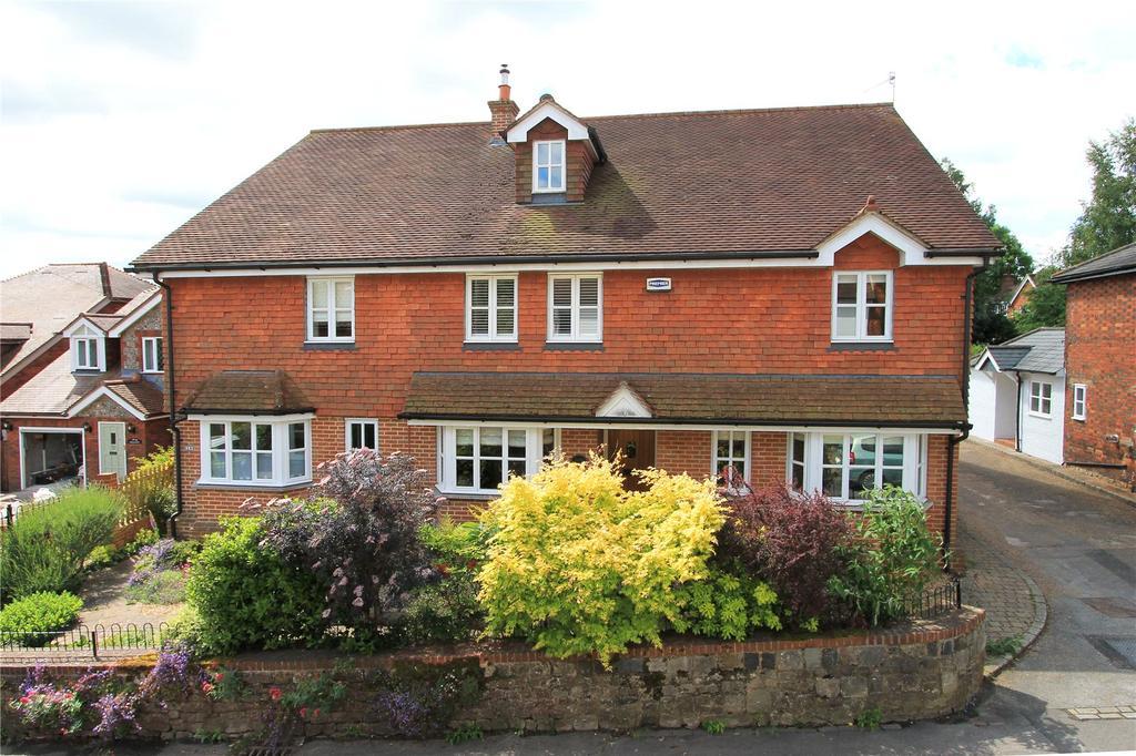 3 Bedrooms Terraced House for sale in The Street, Plaxtol, Sevenoaks, Kent, TN15