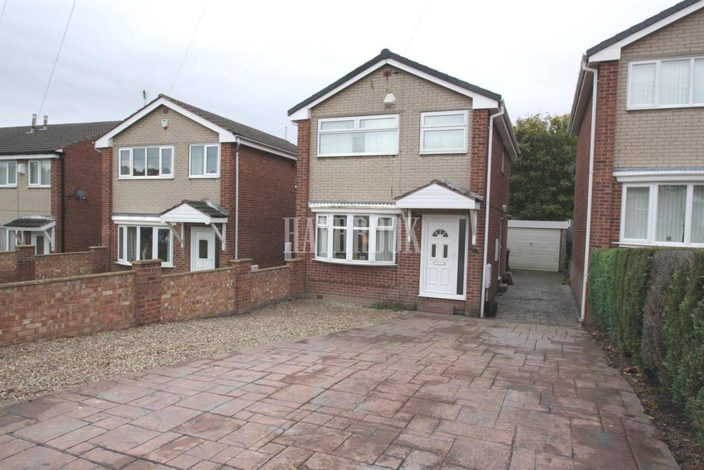 3 Bedrooms Detached House for sale in Wadsworth Avenue, Intake, S12