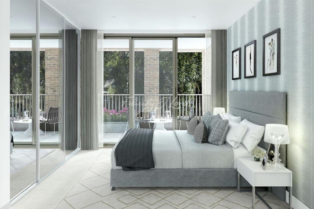 2 Bedrooms Flat for sale in Spitalfields Apartment, E1