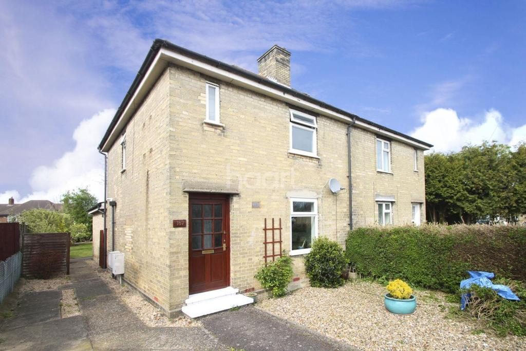 2 Bedrooms Semi Detached House for sale in Ross Street, Cambridge