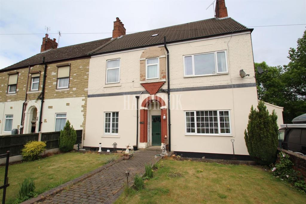 2 Bedrooms Flat for sale in Main Road, Renishaw