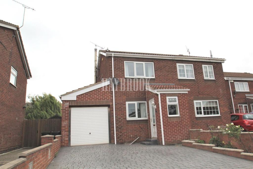 2 Bedrooms Semi Detached House for sale in Boundary Green, Rotherham