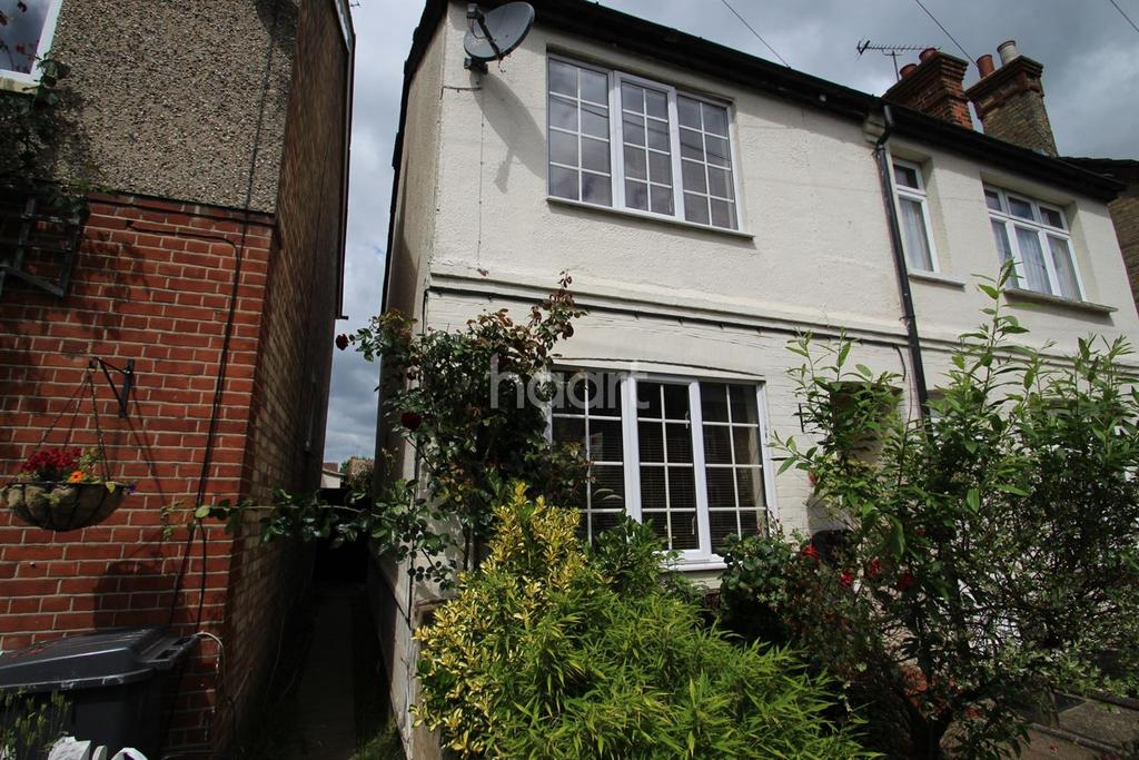 2 Bedrooms Semi Detached House for sale in Waterhouse Street, Chelmsford