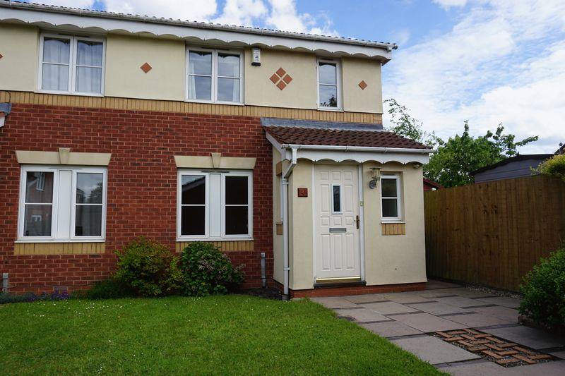 3 Bedrooms Semi Detached House for sale in Farriers Mill, Pelsall, Walsall