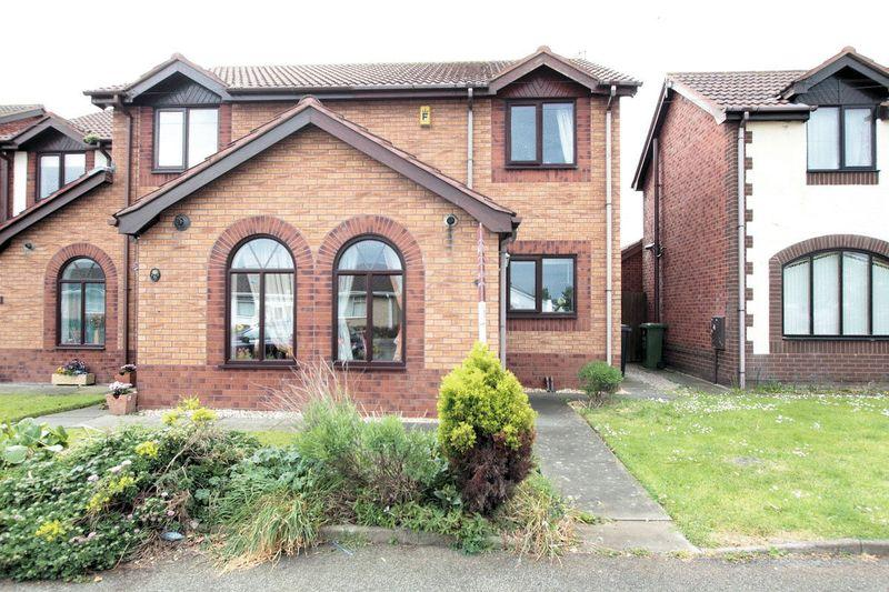 2 Bedrooms End Of Terrace House for sale in Ffordd Anwyl, Rhyl