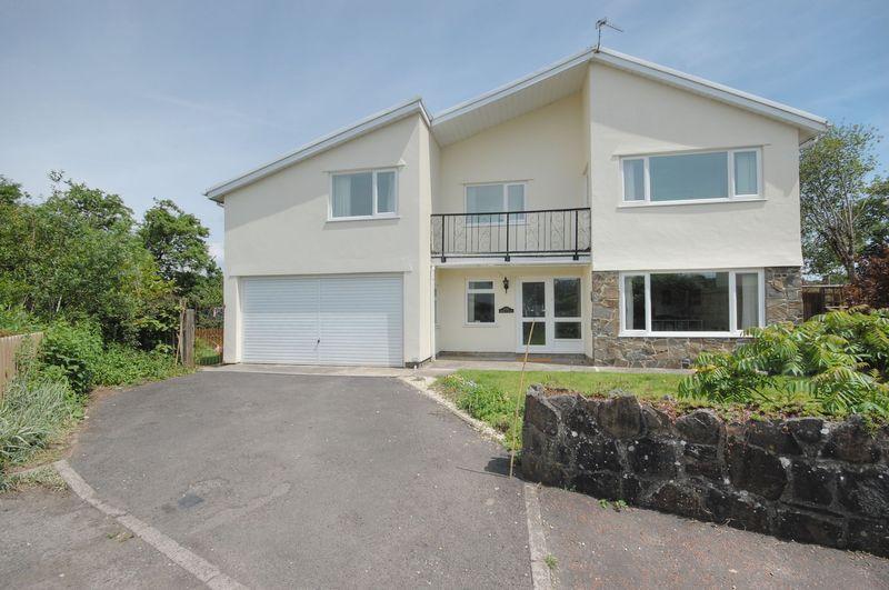 4 Bedrooms Detached House for sale in Rhos Y Nant, 5 Twchwyn Garth, Llangan, CF35 5EF