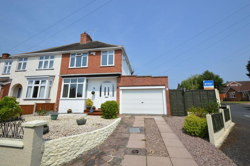 3 Bedrooms Semi Detached House for sale in Laburnum Street, Wollaston