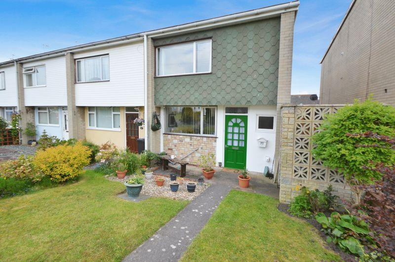 3 Bedrooms End Of Terrace House for sale in Larkhill Road, Wollaston