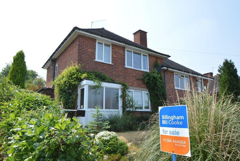 3 Bedrooms Semi Detached House for sale in Shenstone Avenue, Norton