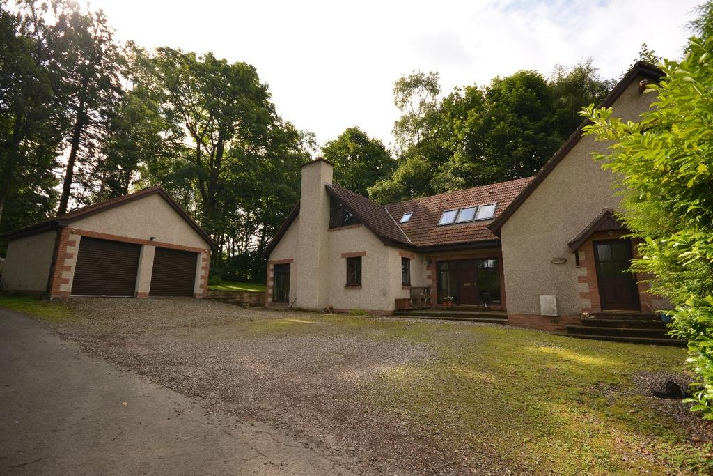 6 Bedrooms Detached House for sale in Monard, Perth Road, Dunblane, Stirling, FK15 0BU