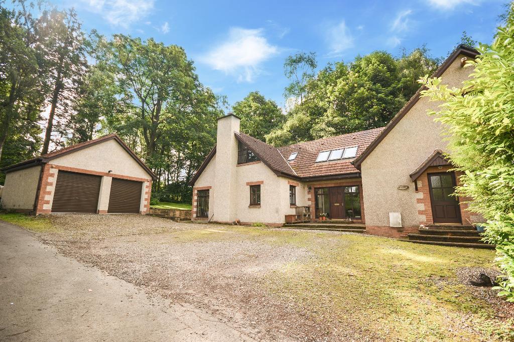 6 Bedrooms Detached House for sale in Monard, Perth Road, Dunblane, Stirling, FK15 0BU