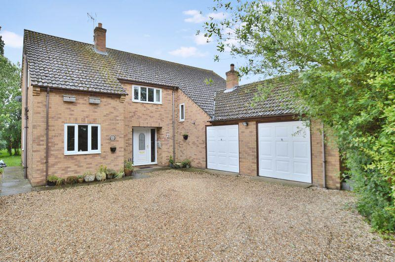 4 Bedrooms Detached House for sale in Brookfield House, Chapel Lane, Tattershall Thorpe