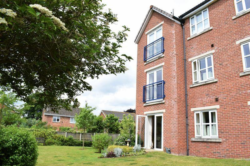 1 Bedroom Apartment Flat for sale in Ancholme Mews, Brigg