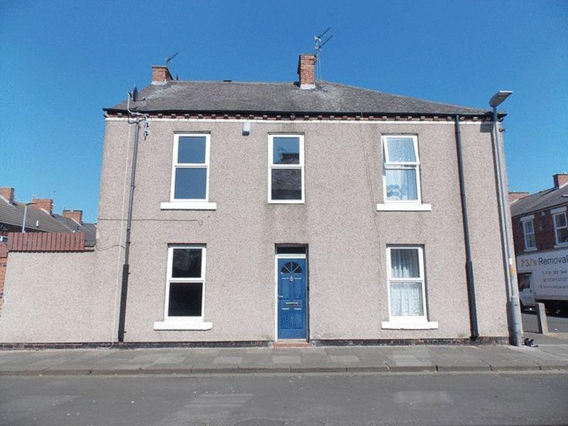2 Bedrooms End Of Terrace House for sale in Balfour Street, Blyth