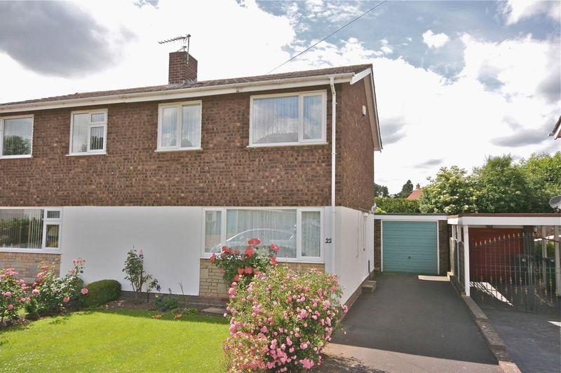 3 Bedrooms Semi Detached House for sale in Appledore Gardens, Wellington, Telford