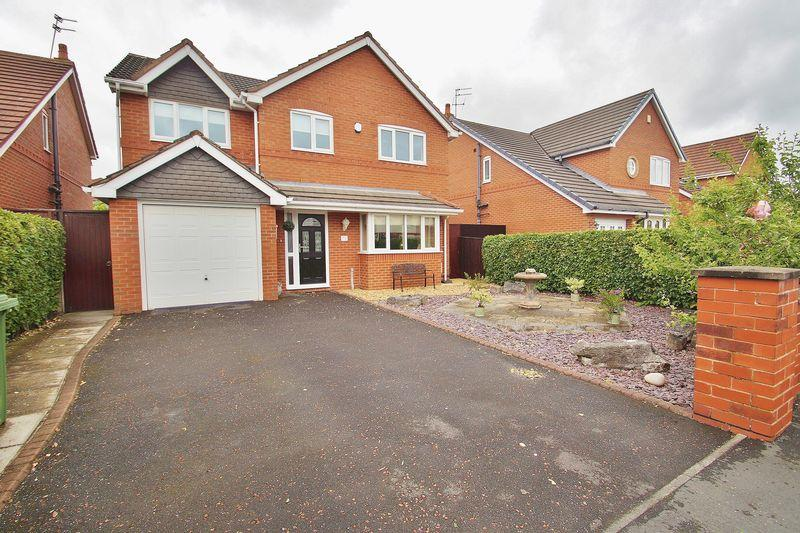 4 Bedrooms Detached House for sale in Treetop Villas, Southport