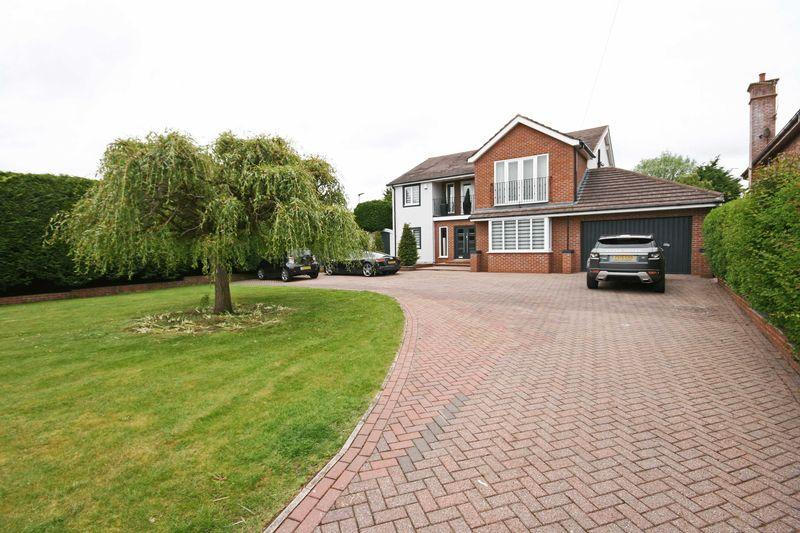 4 Bedrooms Detached House for sale in Hardhorn Road, POULTON-LE-FYLDE