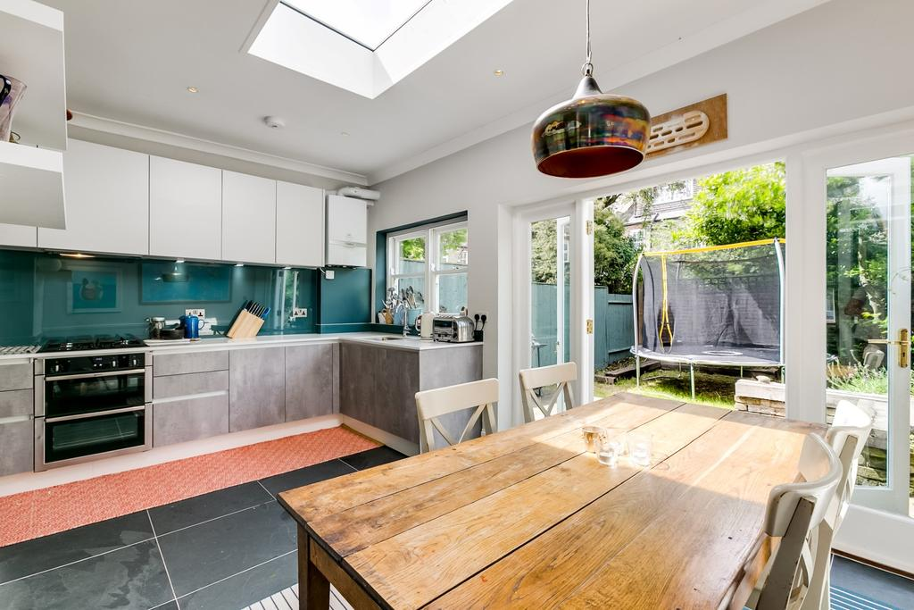 5 Bedrooms Terraced House for sale in Ellaline Road, Hammersmith, London