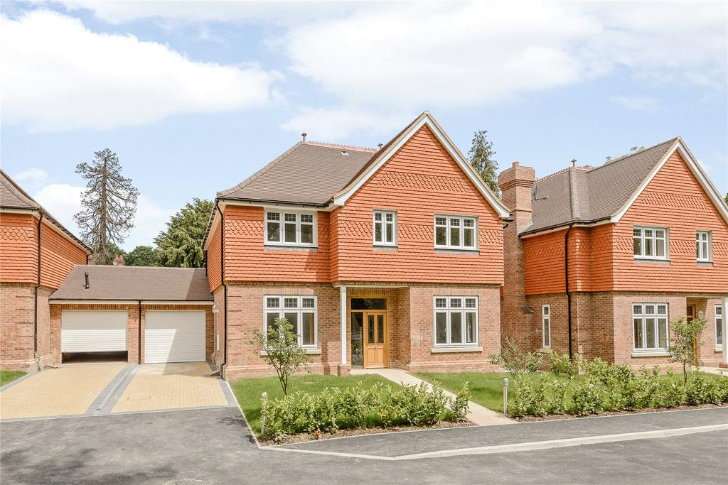 4 Bedrooms Detached House for sale in Fern Gardens, Maple House, London Road, Bracknell, Berkshire, RG12